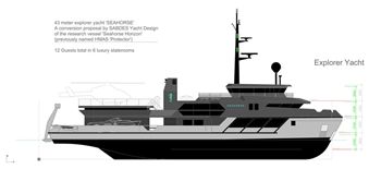 Conversion Plans - Yacht