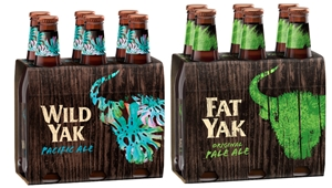 Fat Yak Mixed Pack 2 x 6 packs of Pale A