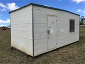 Unreserved 6m x 3m Portable Building - Toowoomba
