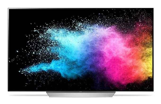 LG OLED65C7T 65-inch OLED TV