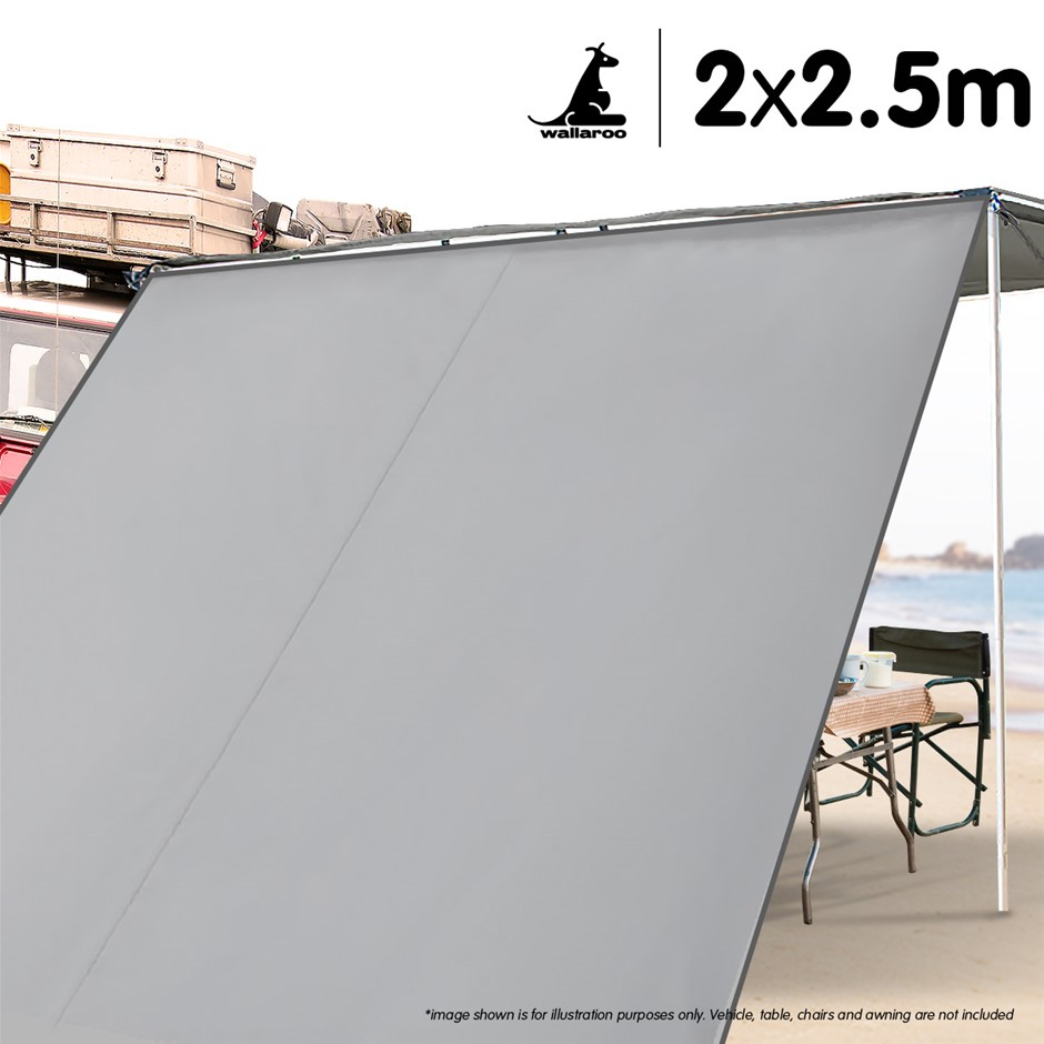 2m x 2.5m Car Awning Extension