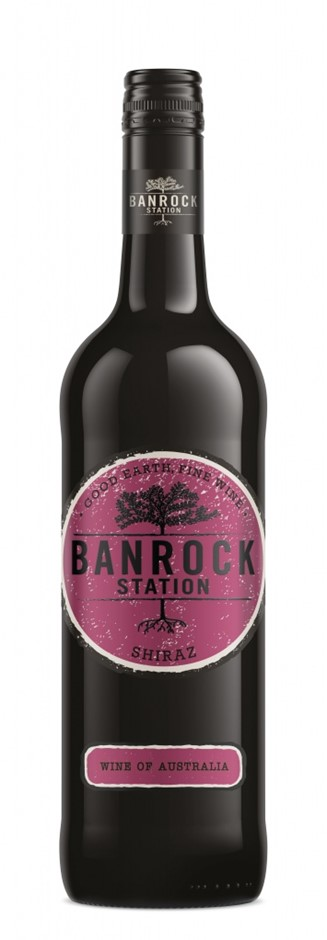 Banrock Station Shiraz 2017 (6 x 750mL), SA.