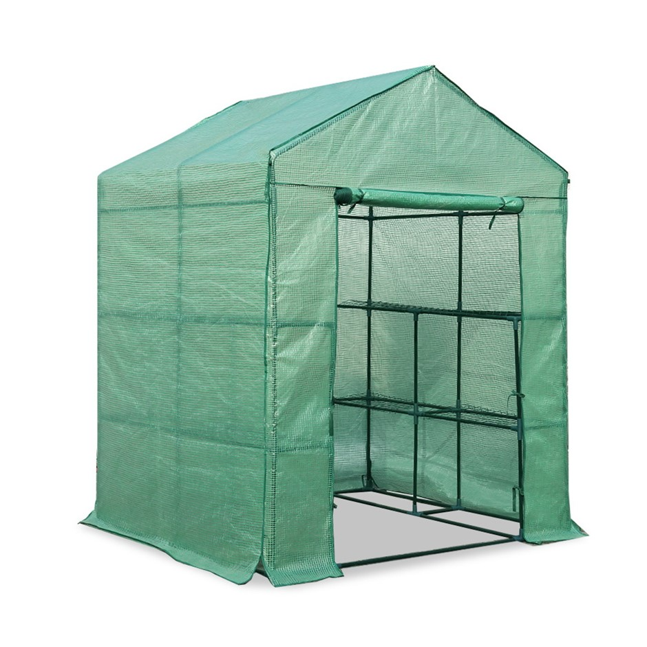 Mitre 10 outdoor furniture · green fingers walk in green house 1 4 x 4 5m