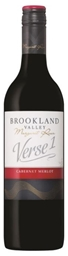 Brookland Valley `Verse 1` Cabernet Merlot 2016 (6 x 750mL), WA.