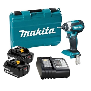 MAKITA 18V Brushless Impact Driver Kit c