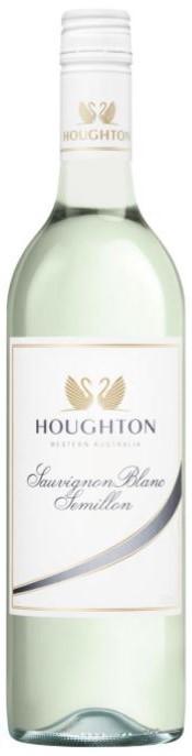 Houghton `Stripe` Sauvignon Blanc Semillon 2017 (6 x 750mL), WA.