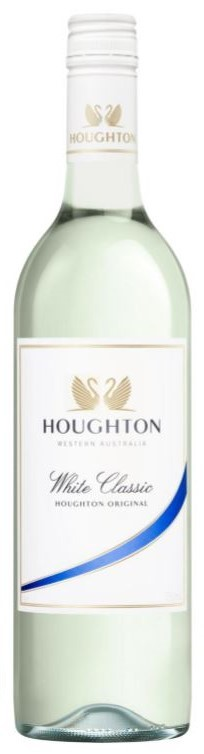 Houghton `Stripe` White Classic 2018 (6 x 750mL), WA.