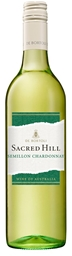 De Bortoli `Sacred Hill` Semillon Chardonnay 2017 (12 x 750mL), NSW.