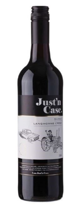 Just`n Case Classic Collection Shiraz 2017 (12 x 750mL) Langhorne Creek