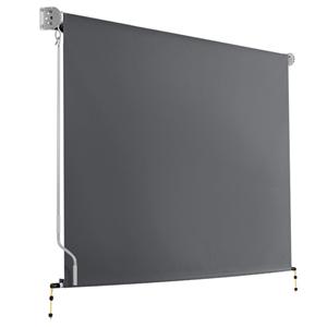 Instahut 2.4m x 2.5m Retractable Roll Do