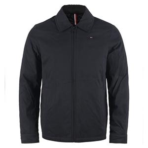 TOMMY HILFIGER Men`s Quilted Jacket, Siz