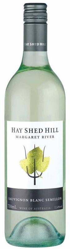 Hay Shed Hill Semillon Sauvignon Blanc 2018 (6 x 750mL), WA.