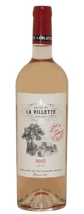 La Villette Rose 2017 (6 x 750mL) France
