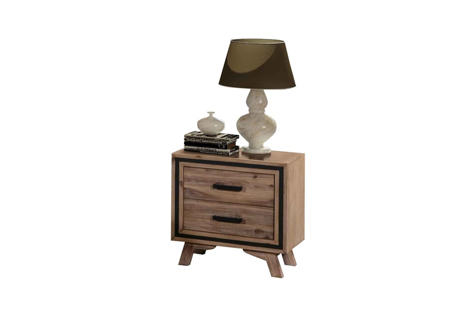 Seashore Bedside Table