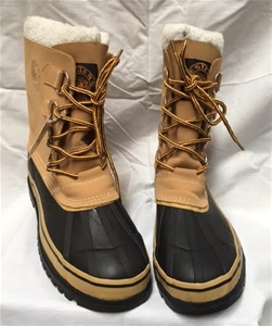 Nisqually-51 Mens Snow Boots - Size US 13 - Tan Auction (0014 ... 970662422