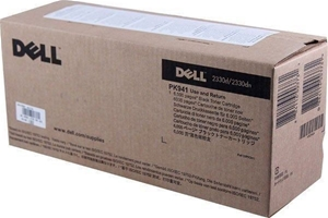 (2 Pack)Dell PK941 Use And Return Black