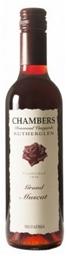 Chambers Grand Muscat NV (12 x 375mL), Rutherglen, VIC.