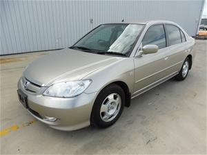 2005 Honda Civic Hybrid 7th Gen Cvt Seda