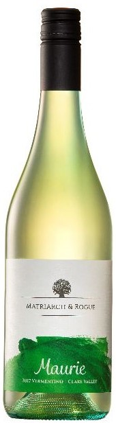 Matriarch & Rogue `Maurice` Vermentino 2017 (12 x 750mL), Clare Valley. SA.