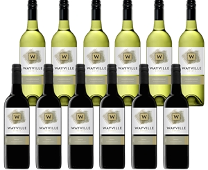 Wayville Estate Chardonnay & Shiraz (12