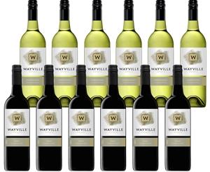 Wayville Estate Chardonnay & Shiraz (12