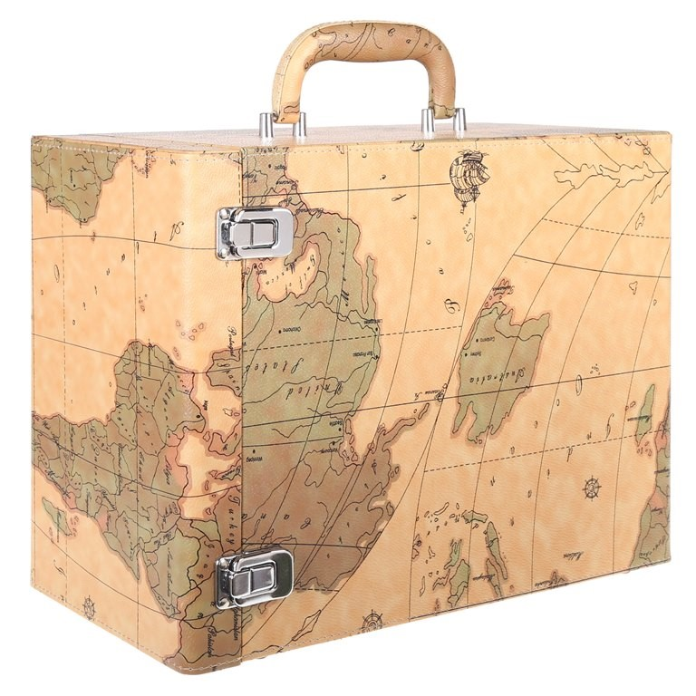 Wine Carry Box 6-Bottle Buyers Note - Discount Freight Rates Apply to All R