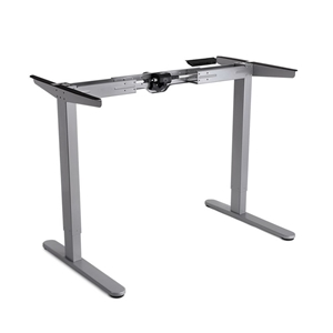 Motorised Adjustable Desk - Grey