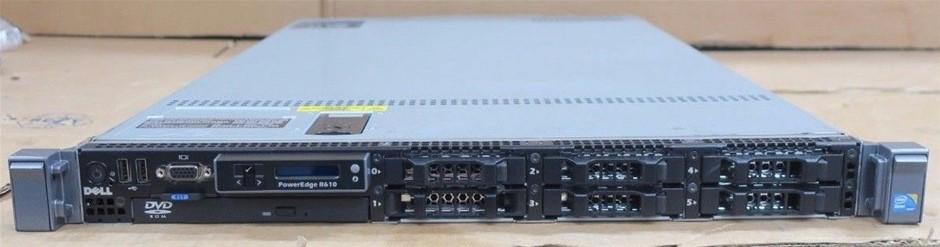 Dell PowerEdge R610 Rack Server