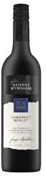 George Wyndham `Bin 888` Cabernet Merlot 2017 (6 x 750mL), SE AUS
