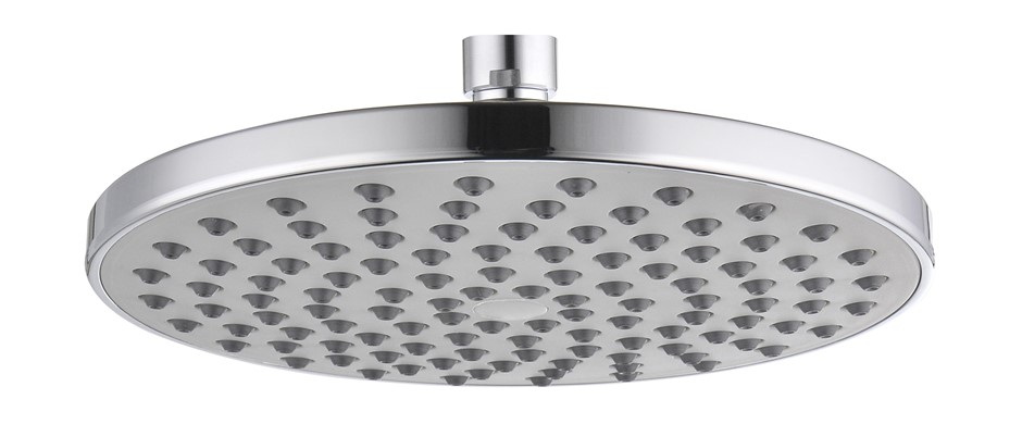 Monsoon Showers Large Round Shower Head - 200 mm
