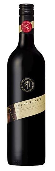 Pepperjack Shiraz 2016 (6 x 750mL). Barossa. SA