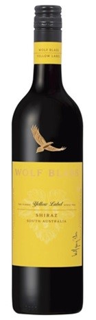 Wolf Blass `Yellow Label` Shiraz 2017 (6 x 750mL), SA.