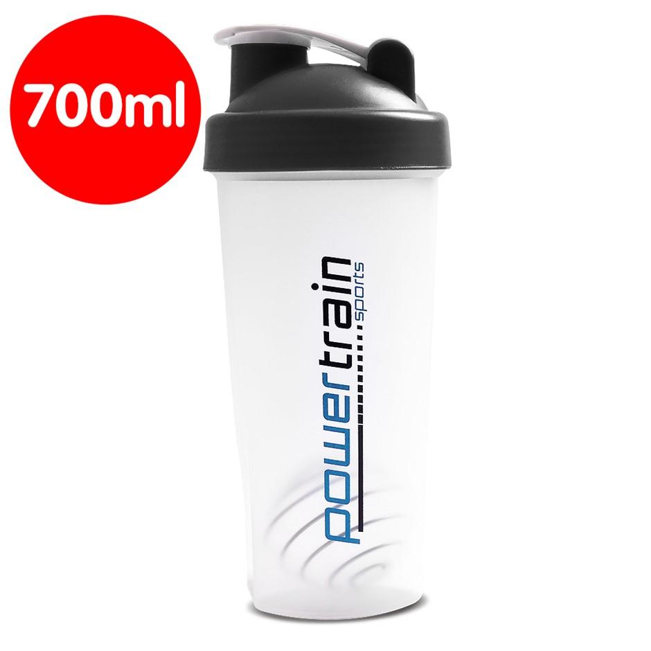 2x 700ml Protein Drink Water Bottle Shaker BPA Free Blender