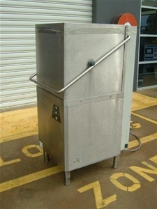 Commercial Dishwasher Make Amp Model Hobart H65 Auction