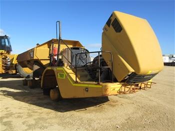 Caterpillar 740 Articulated Dump Truck (Parts Only)