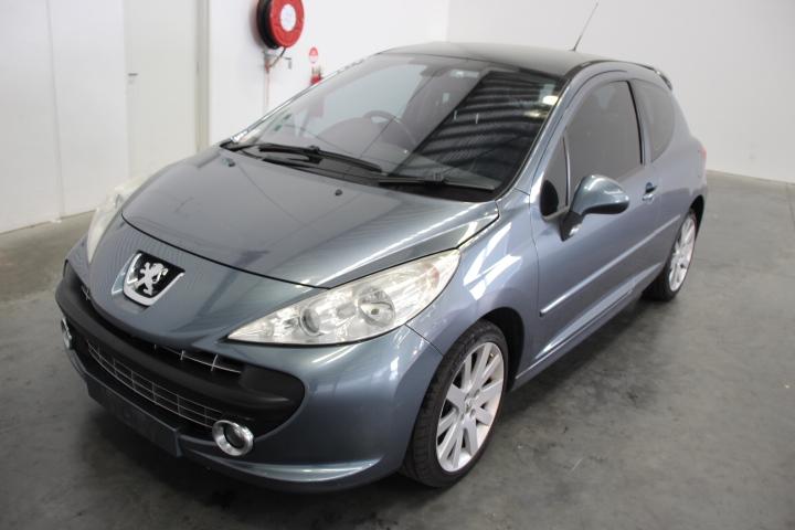 Peugeot 207 Cc Convertible Graysonline