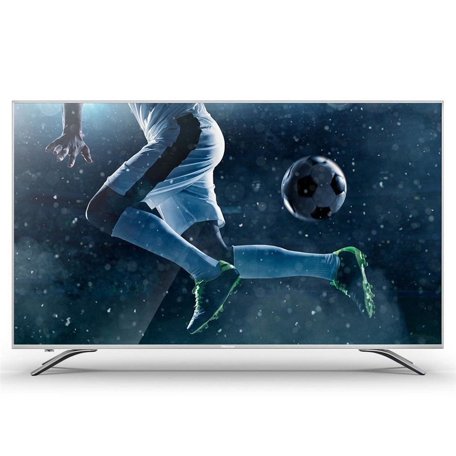 Hisense 43P6 43 Inch 109cm Series 6 Smart 4K Ultra HD LED LCD TV