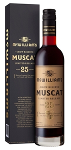 McWilliam's Show Reserve 25YO Muscat (6
