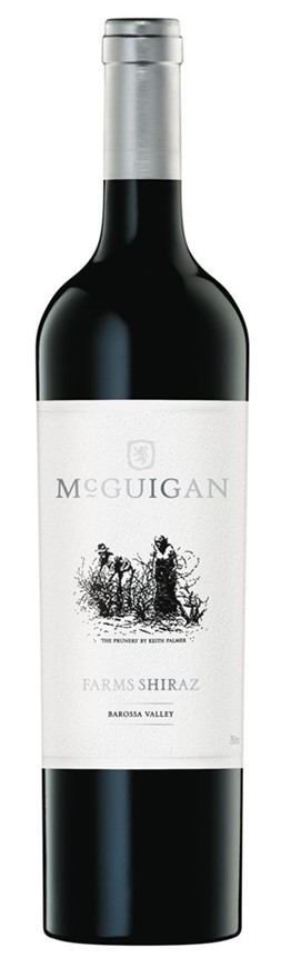 McGuigan `Farms` Shiraz 2014 (6 x 750mL), Barossa Valley, SA.