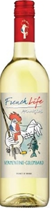 French Life Vermentino Colombard 2017 (6