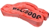 2 x Round Lifting Slings, WLL 5000kg x 1M (With Test Cert). Buyers Note - D