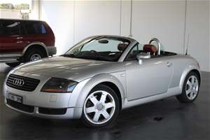 Audi TT Quattro N Manual Convertible Auction - 2001 audi tt quattro