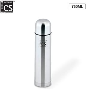 Elstra Elstra Vacuum Bottle SS 750ml Fla