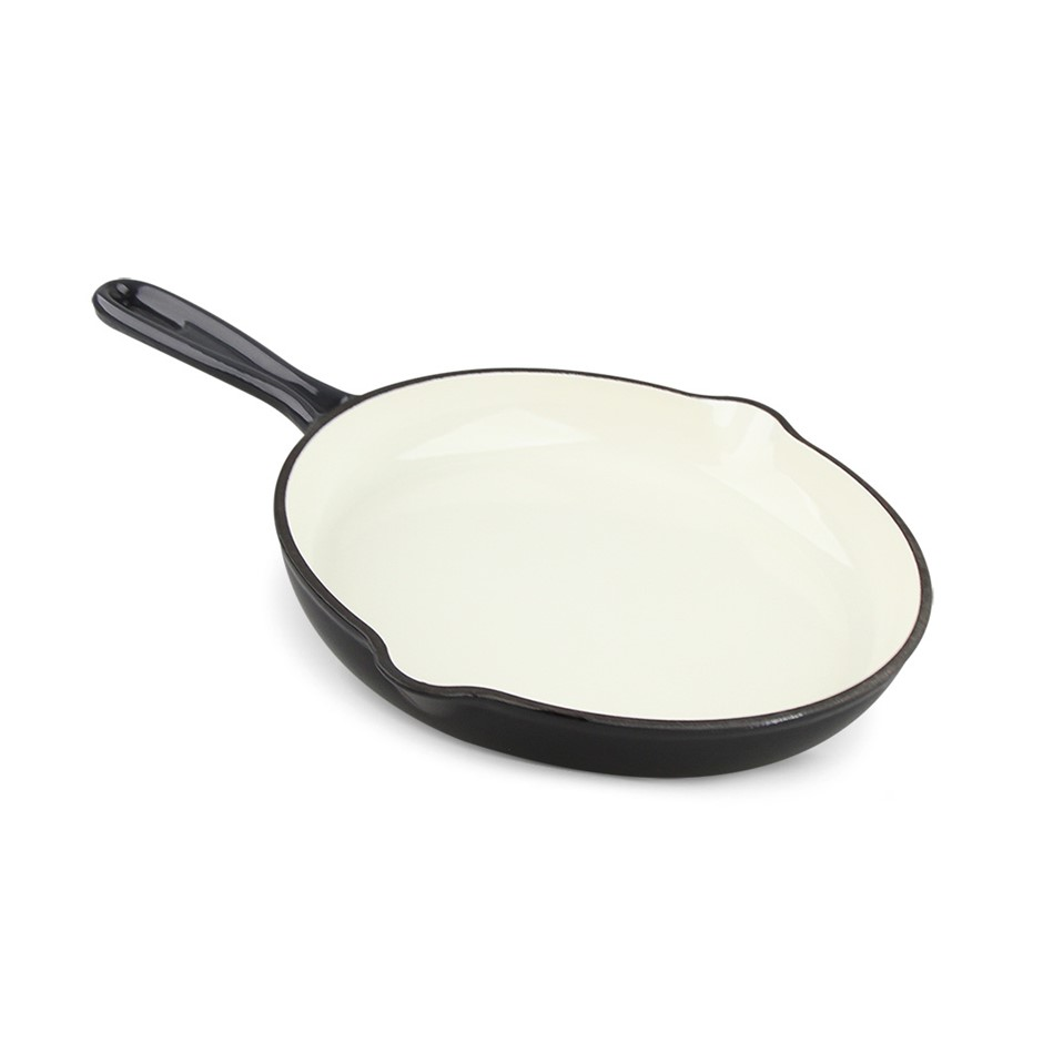 Xanten 26cm Cast Iron Skillet Frying Fry Pan