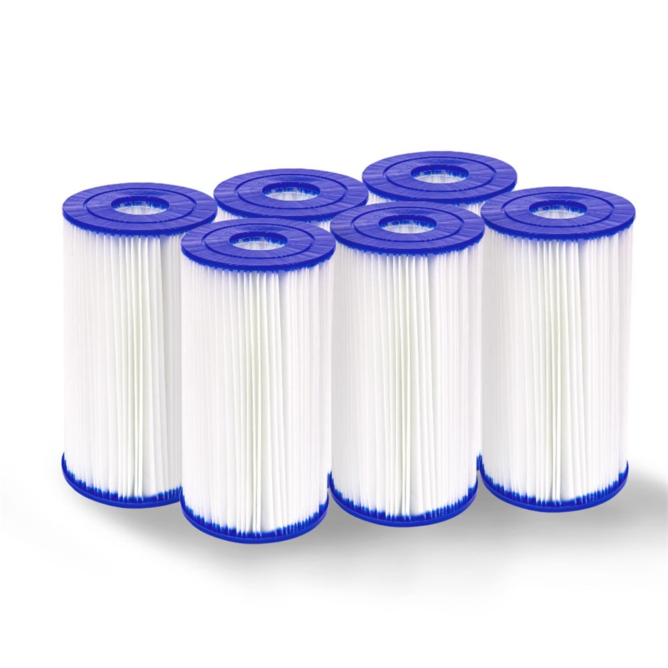 Bestway Set of 6 Pool Filter Cartridge