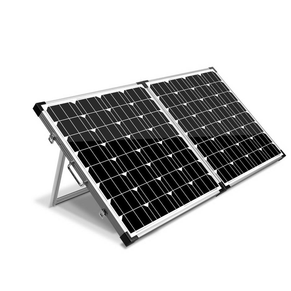 Solraiser Bi-Fold Portable Solar Panel