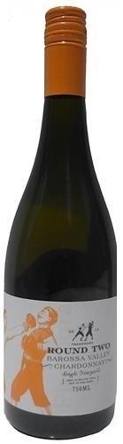 Round Two Chardonnay 2017 (12 x 750mL), Barossa, SA.