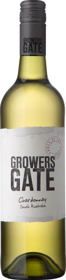 Growers Gate Chardonnay 2017 (12 x 750mL) SA