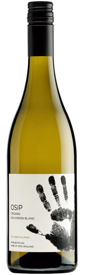 Seresin Estate `Osip` Sauvignon Blanc 2016 (6 x 750mL), Marlborough NZ.