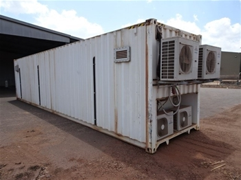 Modified 40 Foot container UPS (B-Type)